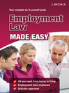 Employment Law Made Easy (eBook): All You Need, From Hiring to Firing