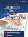 Business Letters & Emails Made Easy (eBook)