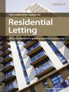 The Complete Guide to Residential Letting (eBook): The Smart Landlord's Guide to Renting Out Property
