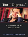 """But I Digress ..."" (eBook): A selection of his best columns"