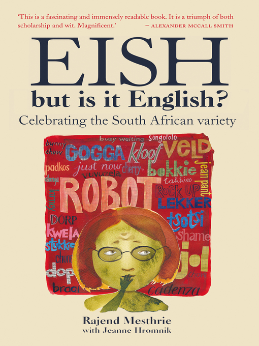 Eish, but is it English? (eBook)