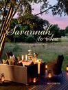 Savannah to Sea (eBook)