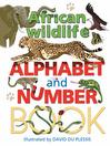 African Wildlife Alphabet & Number Book