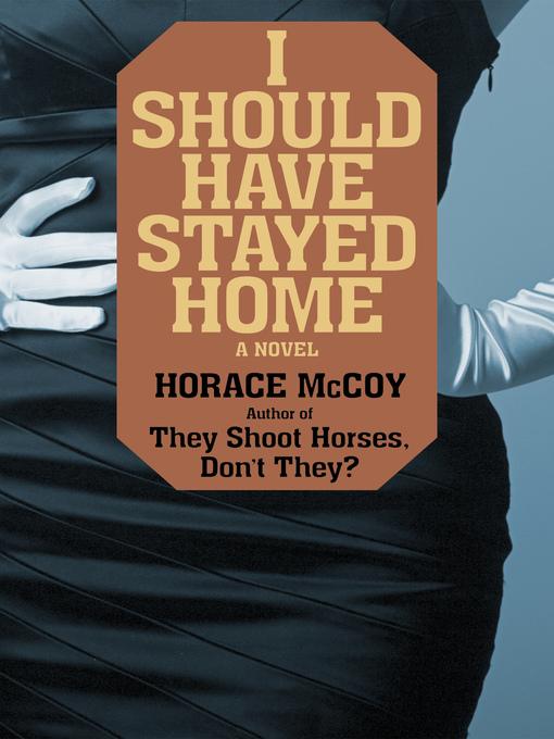 I Should Have Stayed Home (eBook): A Novel