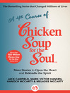 4th Course of Chicken Soup for the Soul (eBook): More Stories to Open the Heart and Rekindle the Spirit