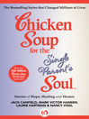 Chicken Soup for the Single Parent's Soul (eBook): Stories of Hope, Healing and Humor