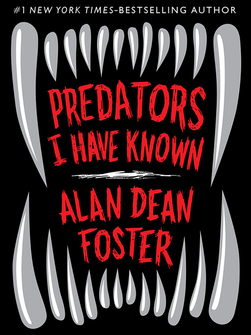 Predators I Have Known (eBook)