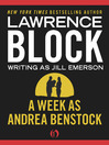 A Week as Andrea Benstock (eBook)