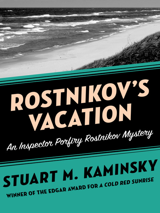 Rostnikov's Vacation (eBook): Inspector Rostnikov Series, Book 6