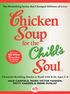 Chicken Soup for the Child's Soul (eBook): Character-Building Stories to Read with Kids Ages 5–8