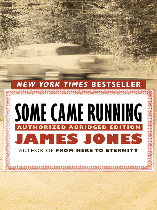 Some Came Running (eBook): The Definitive Edition