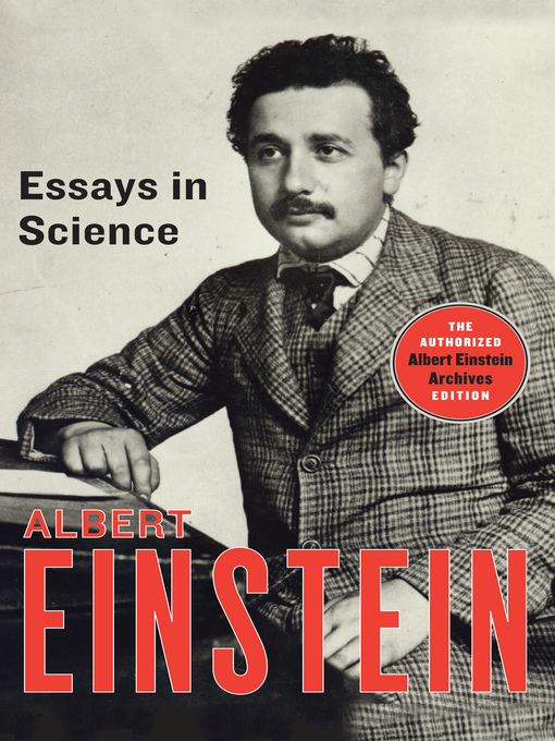 Essays in Science (eBook)