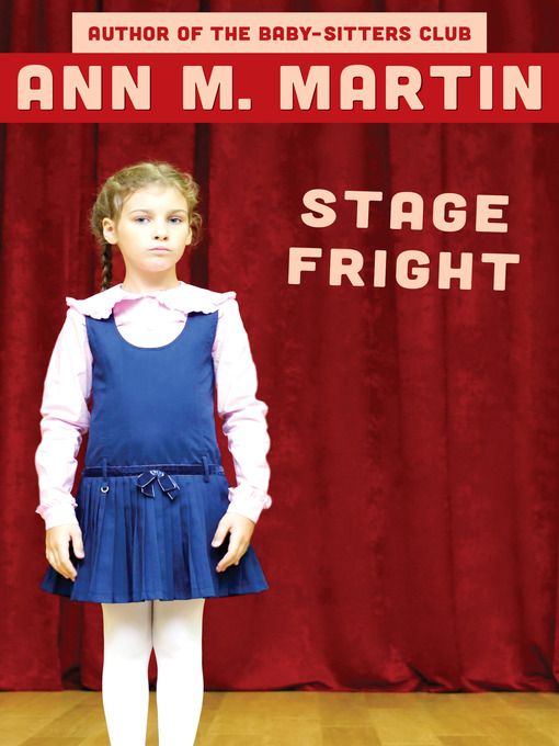 Stage Fright (eBook)