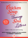 Chicken Soup for the Teenage Soul Letters (eBook): Letters of Life, Love and Learning