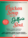 Chicken Soup for the Golfer's Soul (eBook): Stories of Insight, Inspiration and Laughter on the Links