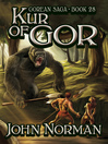 Kur of Gor (eBook): Gorean Saga Series, Book 28