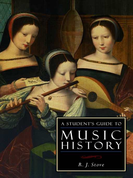 A Student's Guide to Music History (eBook)