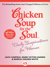 Chicken Soup for the Soul Daily Inspirations for Women (eBook)