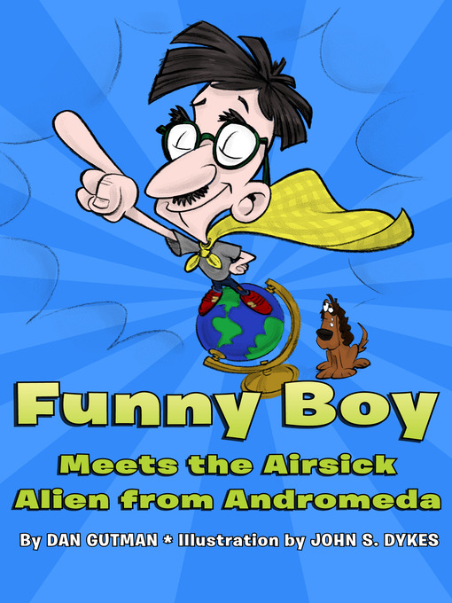 Funny Boy Meets the Airsick Alien from Andromeda (eBook)