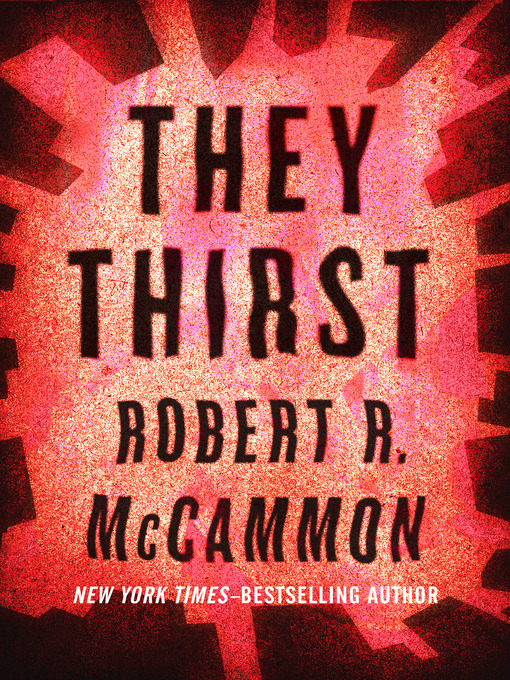 They Thirst (eBook)