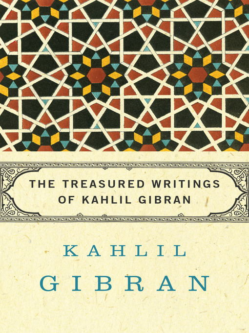 Treasured Writings of Kahlil Gibran (eBook)