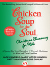 Chicken Soup for the Soul Christmas Treasury for Kids (eBook): A Story a Day from December 1st through Christmas for Kids and Their Families