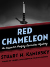 Red Chameleon (eBook): Inspector Rostnikov Series, Book 3