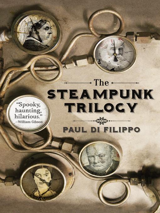 The Steampunk Trilogy (eBook)
