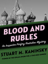 Blood and Rubles (eBook): Inspector Rostnikov Series, Book 10