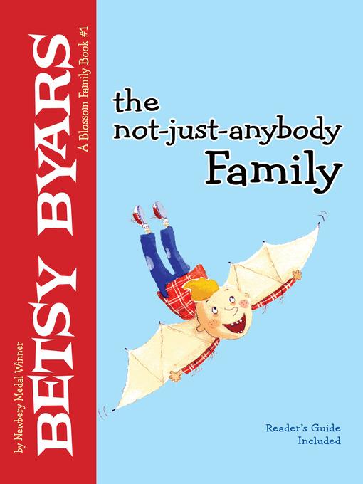 Not-Just-Anybody Family (eBook)
