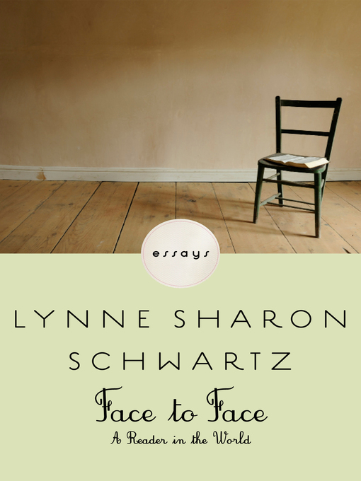 Face to Face (eBook): A Reader in the World