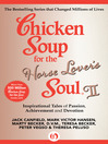 Chicken Soup for the Horse Lover's Soul II (eBook): Inspirational Tales of Passion, Achievement and Devotion