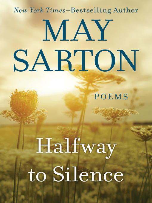 Halfway to Silence (eBook): Poems