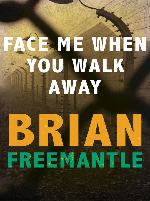Face Me When You Walk Away (eBook)