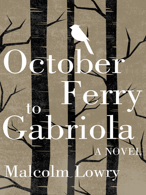 October Ferry to Gabriola (eBook): A Novel