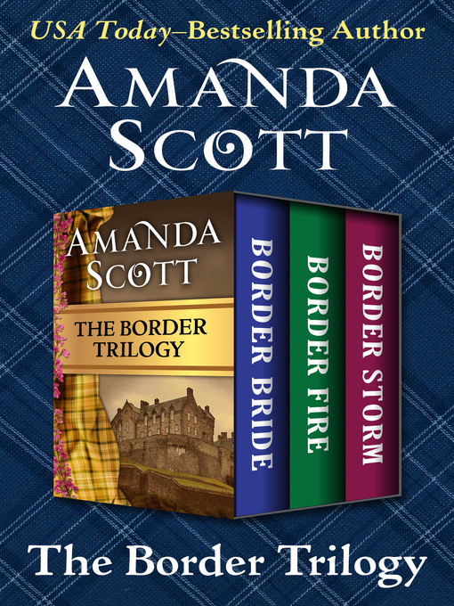 Border Trilogy (eBook): Border Bride, Border Fire, and Border Storm