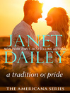 A Tradition of Pride (eBook)