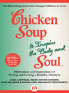 Chicken Soup to Inspire the Body and Soul (eBook): Motivation and Inspiration for Living and Loving a Healthy Lifestyle