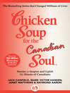 Chicken Soup for the Canadian Soul (eBook): Stories to Inspire and Uplift the Hearts of Canadians