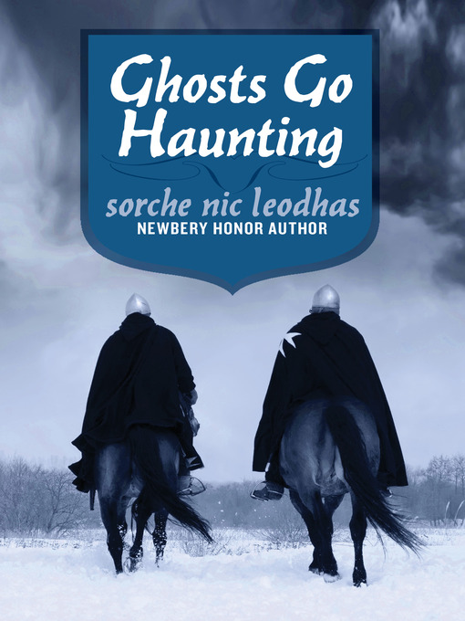 Ghosts Go Haunting (eBook)