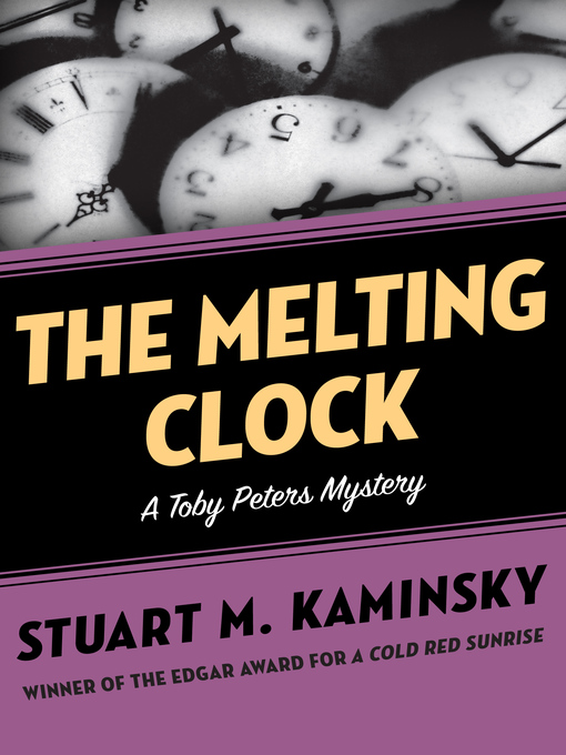 Melting Clock (eBook): Toby Peters Mystery Series, Book 16