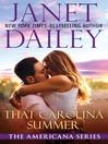 That Carolina Summer (eBook)