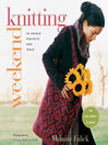 Weekend Knitting (eBook): 50 Unique Projects and Ideas