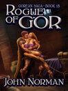 Rogue of Gor (eBook): Gorean Saga Series, Book 15