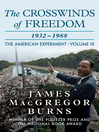 The Crosswinds of Freedom (eBook): The American Experiment, Volume 3