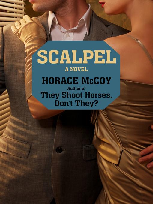 Scalpel (eBook): A Novel