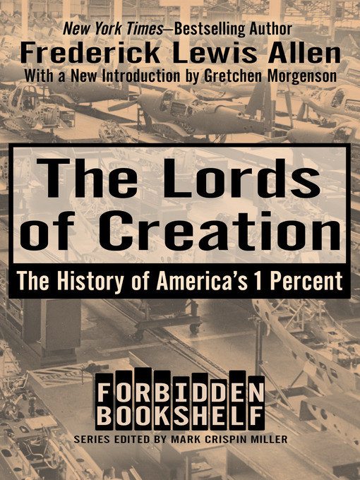 Lords of Creation (eBook)
