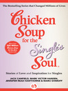 Chicken Soup for the Single's Soul (eBook): Stories of Love and Inspiration for the Single, Divorced and Widowed