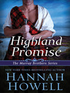 Highland Promise (eBook): Murray Family Series, Book 3