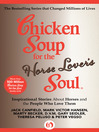 Chicken Soup for the Horse Lover's Soul (eBook): Inspirational Stories About Horses and the People Who Love Them